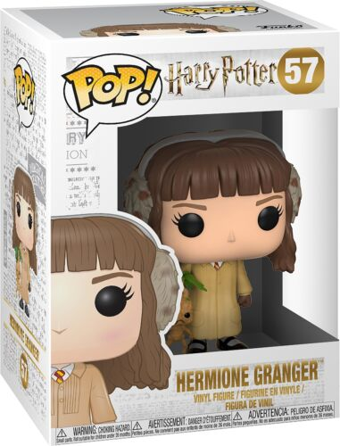 Funko POP! Vinyl Harry Potter Hermione Granger herboristerie #57 Collection Figure