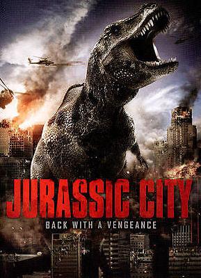 Jurassic City (DVD, 2015)