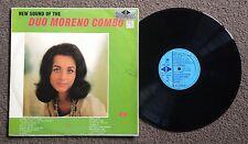 THE NEW SOUND OF THE DUO MORENO COMBO - ORIGINAL OZ W&G LP - ITALIAN SOUND