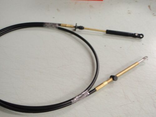 CONTROL CABLE 7 FT CCX20507 JOHNSON EVINRUDE OMC 1979-UP SHIFT OR THROTTLE