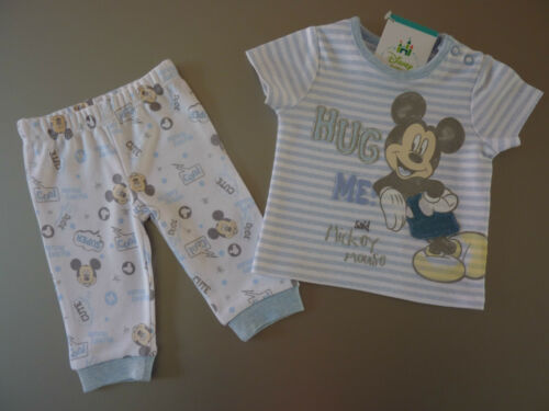 "DISNEY Really Cute /""HUG Me said MICKEY MOUSE/"" PJ/'s NWT"