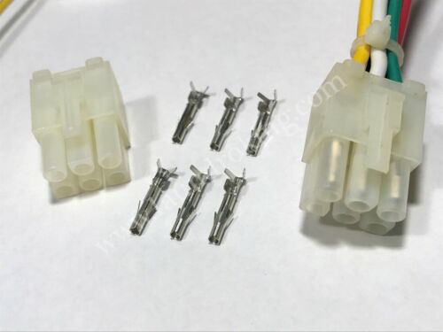 431391K REPLACEMENT PLUG KIT WITH 6 PINS FOR 431391 HARNESS TO M414050 /& M414049