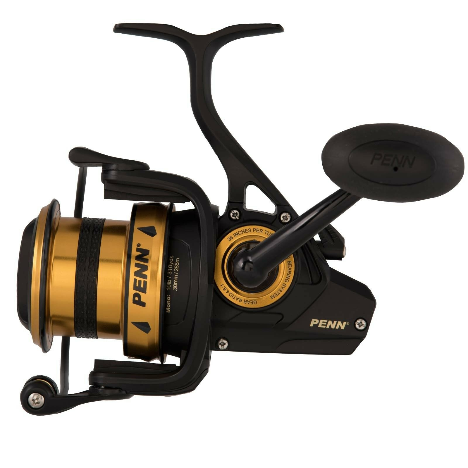 Penn spinfisher spinning weitwurfrolle-vi Long cast 5500lc