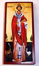 St.Hubertus Ikone Hubert Ikonen Icon Hl. Ikona Saint Icone Icono Sint Hubertus