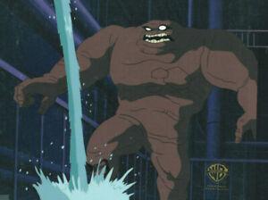 Batman Animated Series Original Production Cel-Clayface-Growing Pains