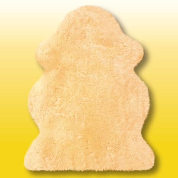 Lammfelle Lammfelle Lammfelle Australisches Lammfell Beige ca. 120 x 78 cm 164e74