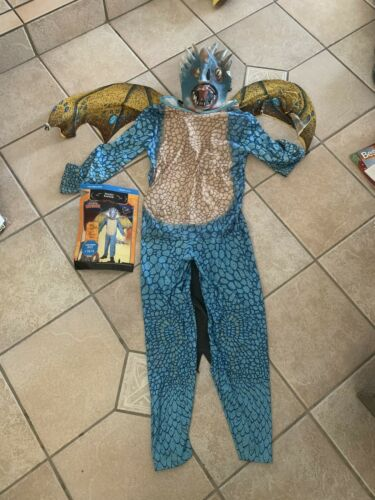 Deadly Nadder Halloween Costume