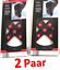 Indexbild 3 - 3in1 SPIKES 40 - 42 Schuhe 2er Pack | Grips Spikes Eiskrallen Winter Stiefel