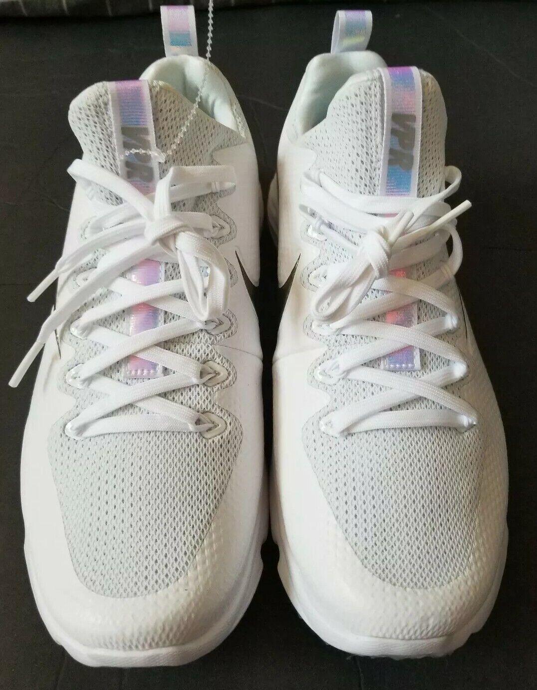 Nike Vapor Mens Speed Turf Trainer Superbowl LII White 833408-112 833408-112 833408-112 Size 8 NEW affb88