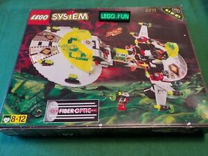 LEGO-6979-Interstellar-Starfighter-Space-Ufo-komplett-OVP-OBA