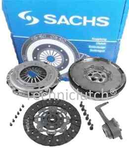 VW-GOLF-1-9-GT-TDI-SACHS-DUAL-MASS-FLYWHEEL-DMF-AND-COMPLETE-CLUTCH-KIT-WITH-CSC