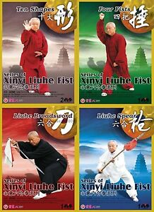 Xing-Yi-Kungfu-Liuhe-Fist-Series-by-Hu-Xiuqun-5DVDs