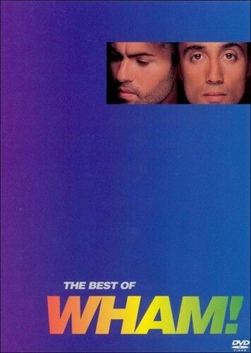 WHAM! The Best Of DVD BRAND NEW George Michael PAL Region 0