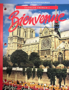 Glencoe-French-1-Bienvenue-Video-Activities-Booklet