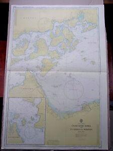 JAPAN NAIKAI OSAKI KAMI SHIMA NIIHAMA Sea MAP CHART X - Niihama map
