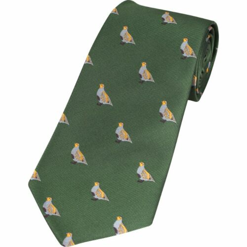 Jack Pyke Patterned Shooting Hunting Outdoor Smart Dress Tie