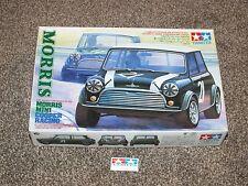 Tamiya Morris Mini Cooper Racing 1:24 Scale Model Cars mpn 24130