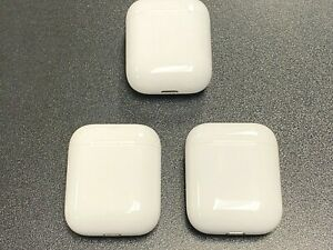 Apple Airpods Oem Charging Case Genuine Replacement Charger Case Authentic A1602 Ebay