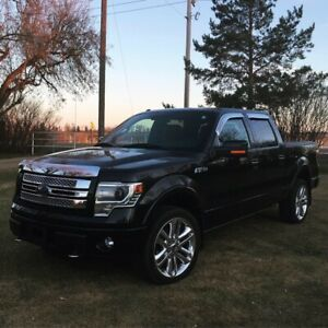 2013 Ford F 150 Limited