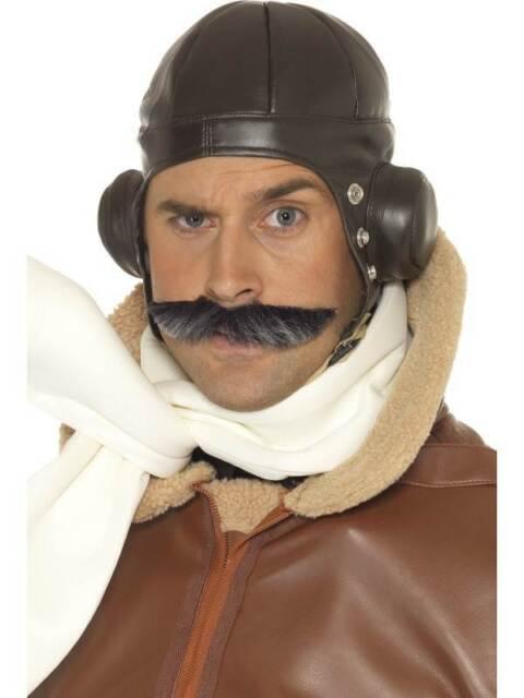 FLYING HAT, 1940'S WARTIME FANCY DRESS, UNIFORMS, ONE SIZE, UNISEX