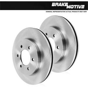 Front 350 mm Quality 6 Lug OE Brake Disc Rotors For Infiniti QX56 Nissan Armada