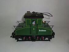 Lehmann LGB Eisenbahn 22300 Breitenau E-Lok E.2 Werksbahn grün Spur G OVP