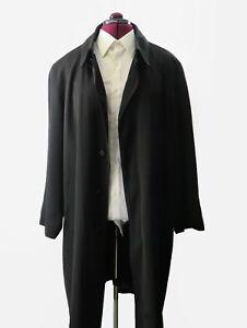 Turnbury-overcoat-trench-coat-jacket-mens-48-Regular-Removable-Wool-Liner