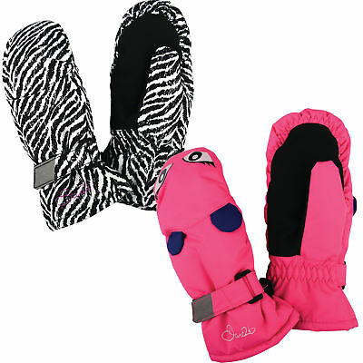 Dare2b Untouchable Girls Mitt Winter Water Repellent Mittens