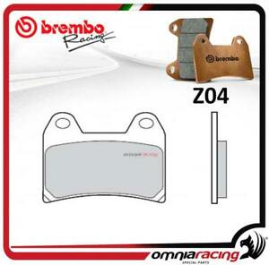 Brembo-Racing-Z04-pastillas-freno-FRE-sinterizado-HUSQVARNA-SM610-1997-gt-1999