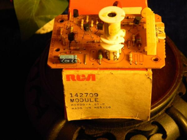 Vintage Rca Module No. 142709; New Old Stock