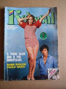 Kolossal N°121 1983 Ed. Lancio [g577] * Buono Douceur AgréAble