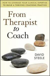 Steele-From-Therapist-to-Coach-UK-IMPORT-BOOK-NEW