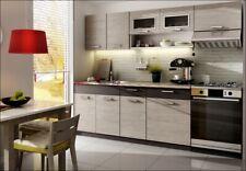 Muebles de Cocina completa en Color Madera / Marron 180 y 240...