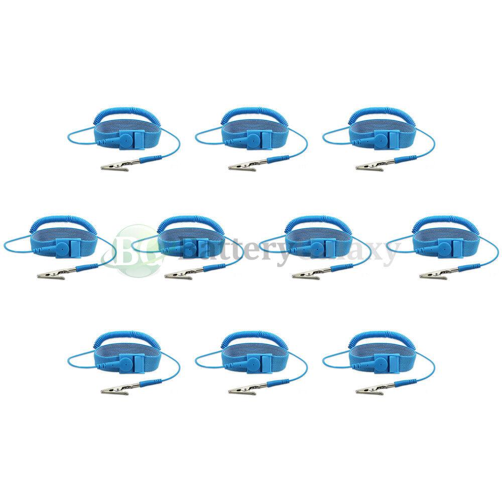 Adjustable Anti-static ESD Strap Antistatic Grounding Bracelet Wrist Band T DD
