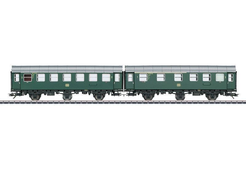 Märklin 43173 rinnovo carrello COPPIA della DB 1./2. classe #neu in OVP #