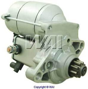 DENSO REMAN STARTER ACURA INTEGRA MANUAL TRANSMISSION Cyl - Acura integra manual transmission