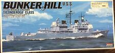 1/700 Arii USS Bunker Hill CG-52 Guided Missile Cruiser Model Ship Kit NIOB