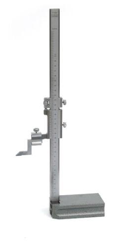 08-300-0-201 0,02 Nonius Sehr hochwertiger Monoblock Höhenreisser 300 mm