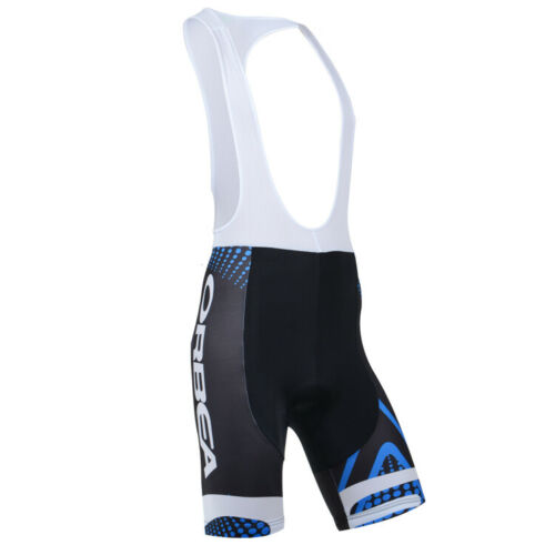 New Mens Cycling Bibs Shorts Short Bicycle Riding Race Pants Padded Clothing Pad
