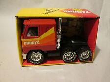 "1979 Buddy L 6"" Mack Cab-over Hauler Semi Tractor Truck #5220-F Catalog Incl MIB"