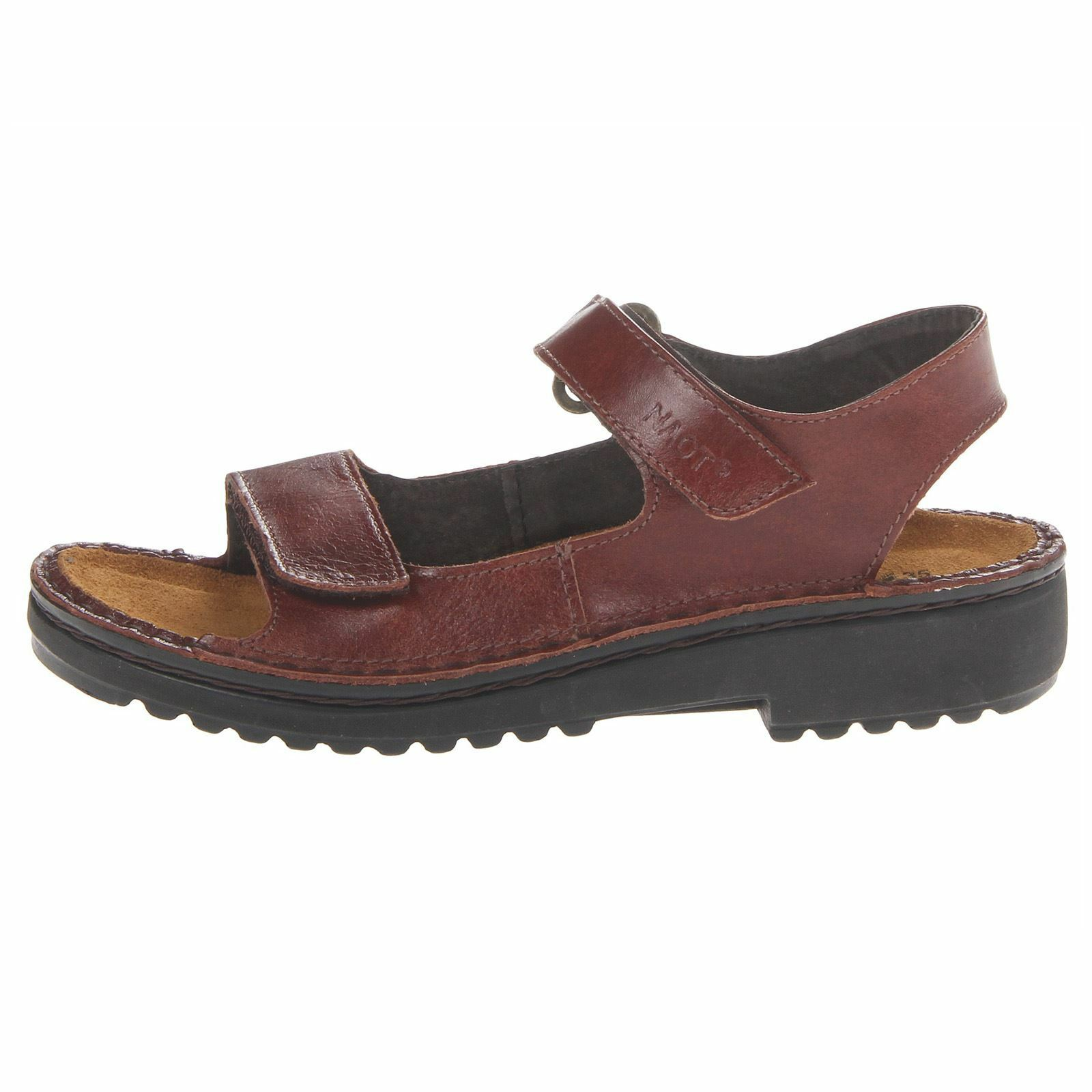 Naot Karenna Brown Womens Summer Sandals
