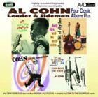 Four Classic Albums Plus Cohn on The Saxophone/mr Rhythm/the Jazz Worksh CD