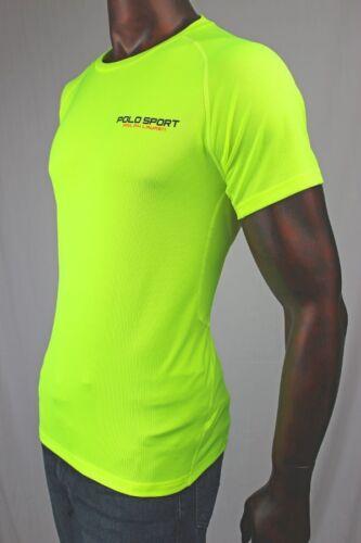 POLO Sport Ralph Lauren Performance Bright yellow T-Shirt~ NWT~