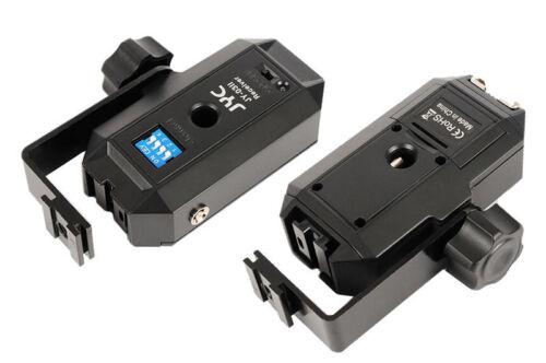 passt für Blitzgeräte mit Sony Anschluss Empfänger für Funk-Blitzauslöser