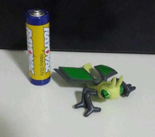 Generation3 pokemon plastic action figure Vibrava 1-2 Inches Tall Ship In U.S