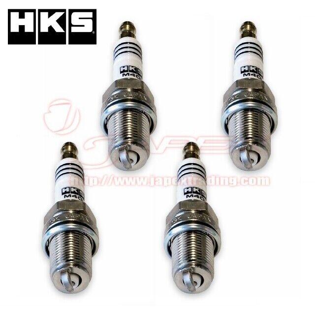 HKS Super Fire M40i Spark Plug For ALPHARD ANH10W 2002/5-2008/4 2AZ-FE M40ix4