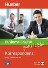Business English ganz leicht Korrespondenz - Briefe, Emails und SMS von Susie Vrobel und Barry Baddock (2012, Kunststoffeinband)