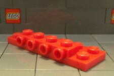 LEGO NEW 2x6x0.667 Red Plate Four Studs On Side 4565431 Brick 87609 5x