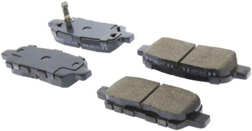 Disc Brake Pad Set Rear Centric 105.09051