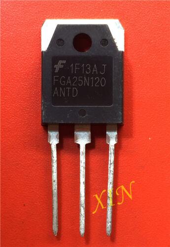 5pcs FGA25N120 ANTD 25A//1200V IGBT
